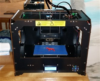 CTC 3D Printer Setup