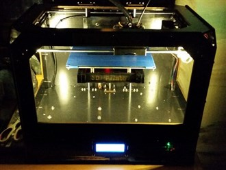 Light Setup on CTC 3D Printer