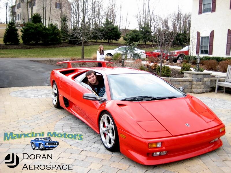 Lamborghini Diablo Red Www Imgkid Com The Image Kid Has It