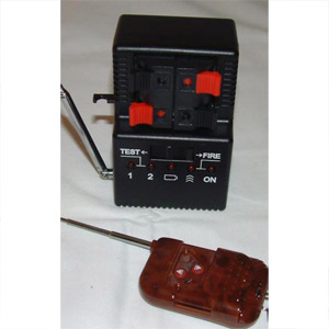 Remote Ignition System